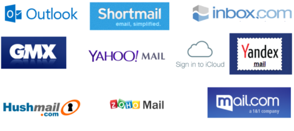 Alternatives to Google Gmail / Best email services other than Gmail