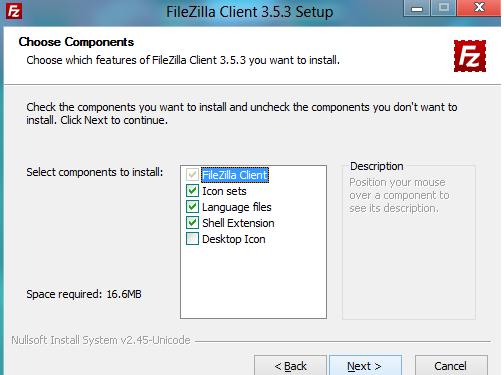 Installer-components